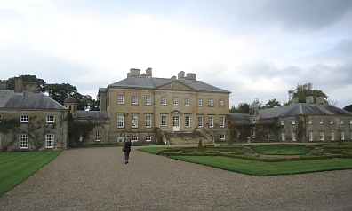 Dumfries House, Ayrshire, Scotland